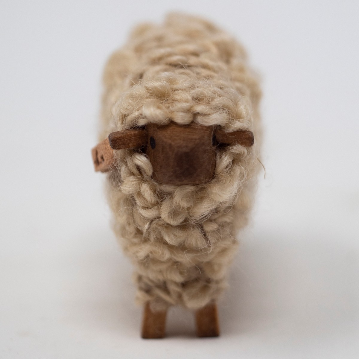 Photo of Large Kinari Sheep Figurine