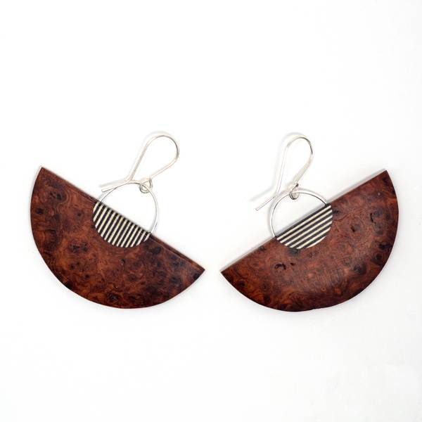 Image of Hotel Okura Drop Earrings