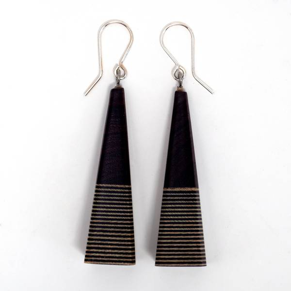 Image of Nakashima Drop Earrings