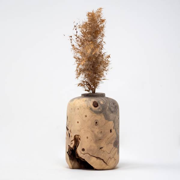 Image of Buckeye Burl Vase