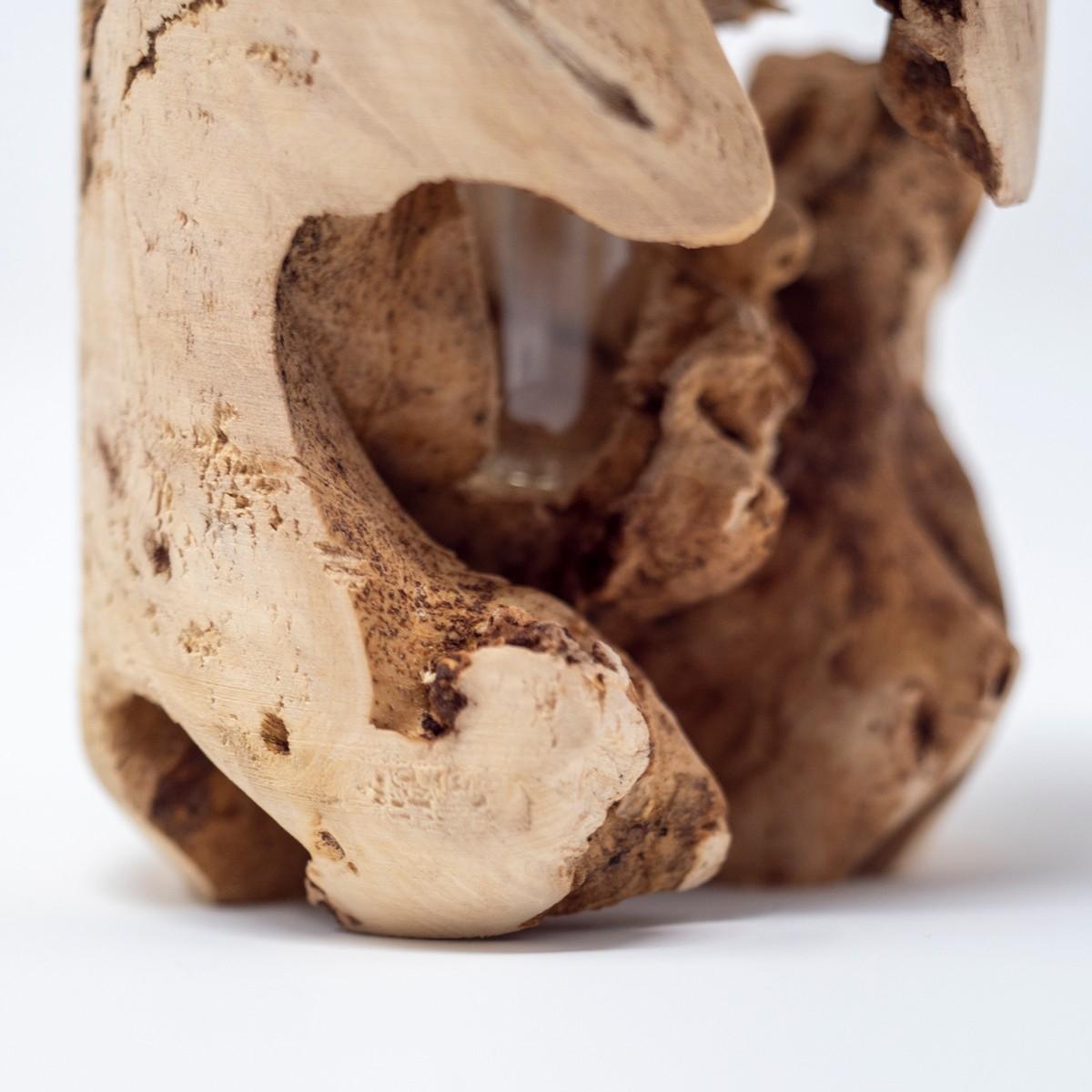 Photo of Buckeye Burl Vase