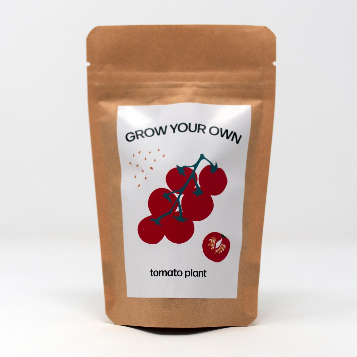 Photo of Tomato Plant Grow Kit
