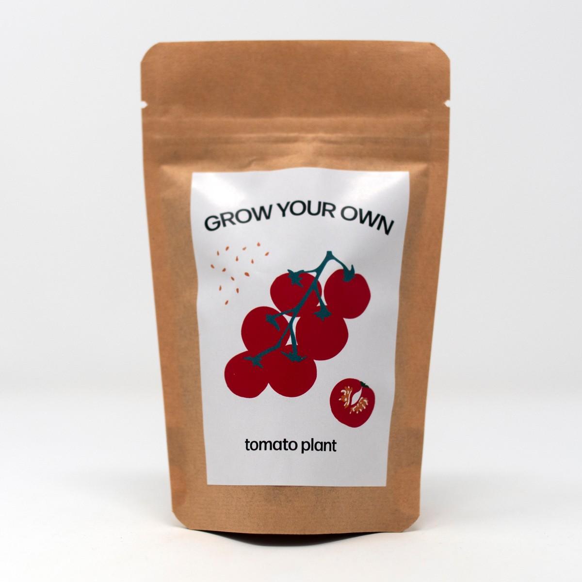 Photo of Tomato Plant Grow Kit