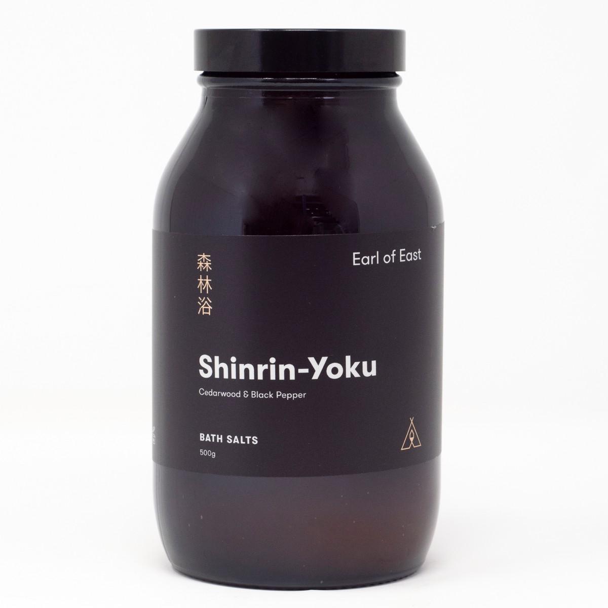 Photo of Shinrinyoku Bath Salts