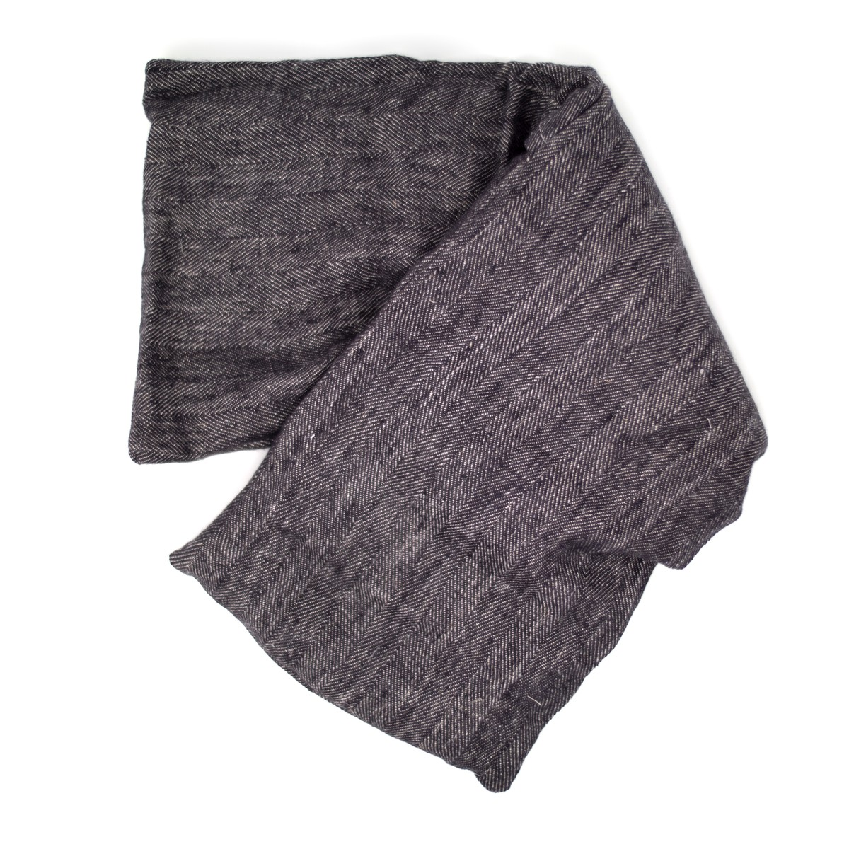 Photo of Herringbone Linen Hot and Cold Pack