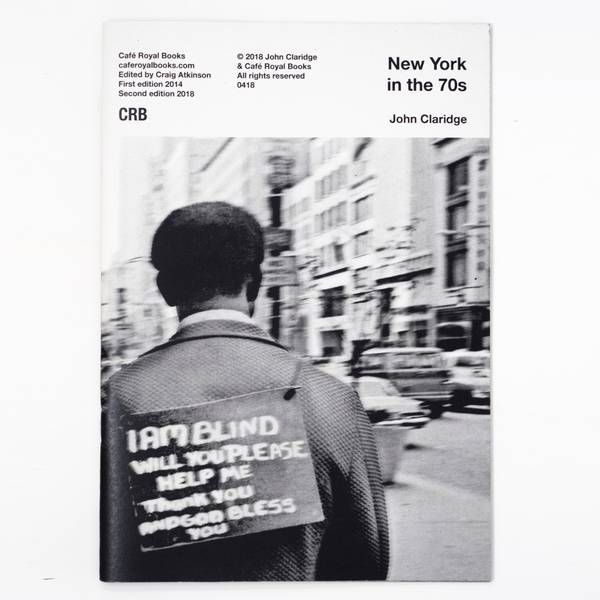 Image of New York in the 70s Photozine