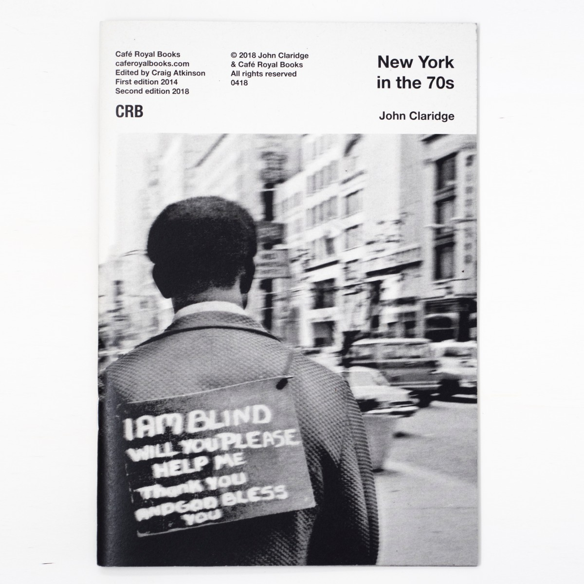 Photo of New York in the 70s Photozine