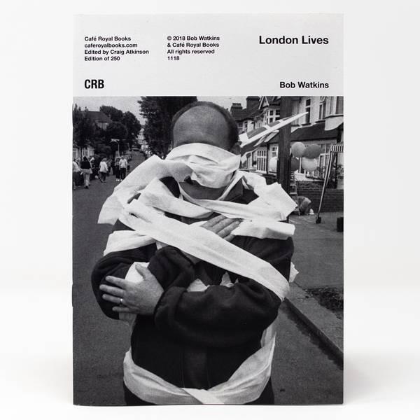 Image of London Lives Photozine