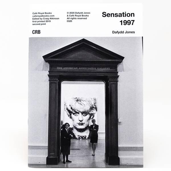 Image of Sensation 1997 Photozine