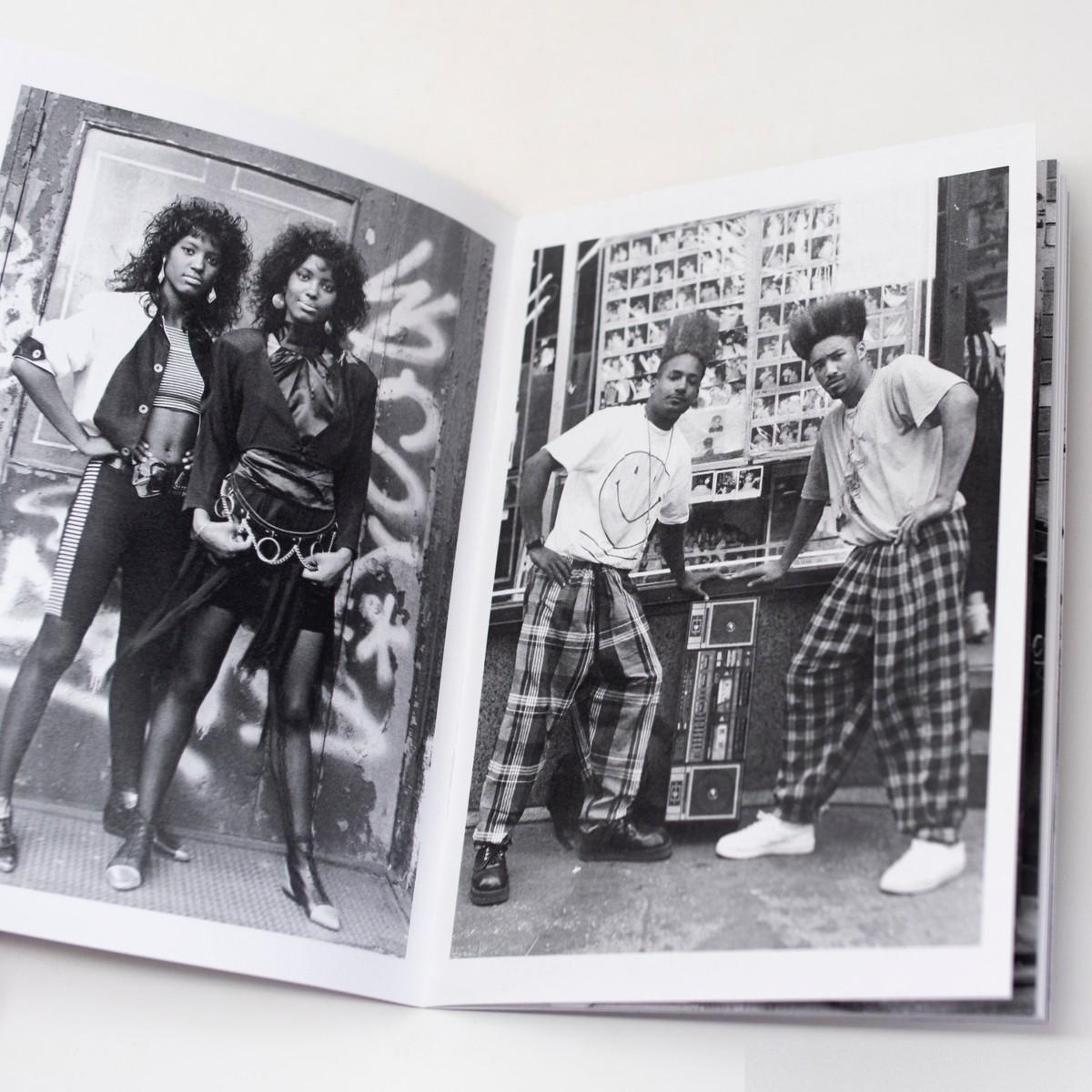 Photo of Hip Hop Years New York 1982–1992 Photozine