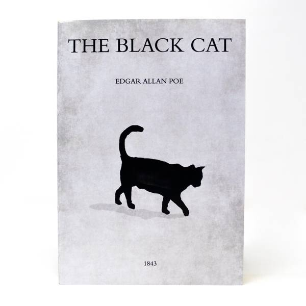 Image of The Black Cat Notebook