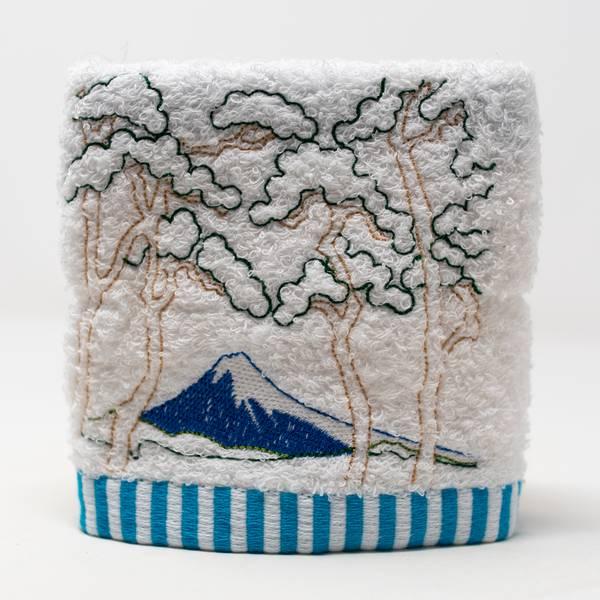 Image of Hokusai Hodogaya Hand Towel
