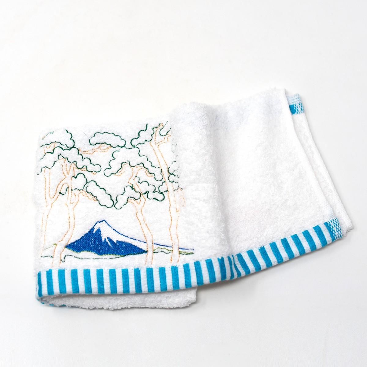 Photo of Hokusai Hodogaya Hand Towel