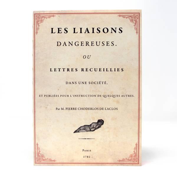 Image of Les Liaisons Dangereuse Notebook