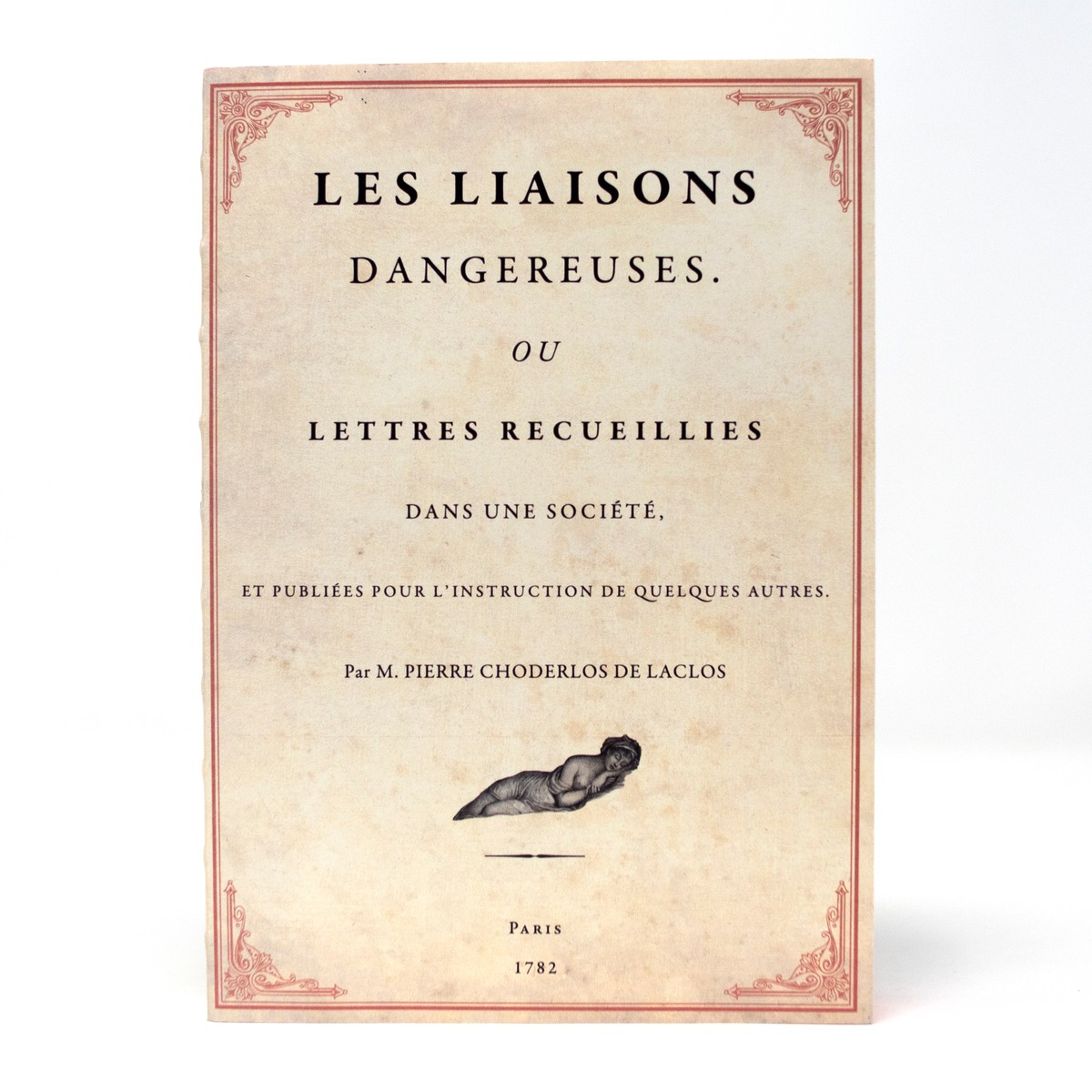 Photo of Les Liaisons Dangereuse Notebook