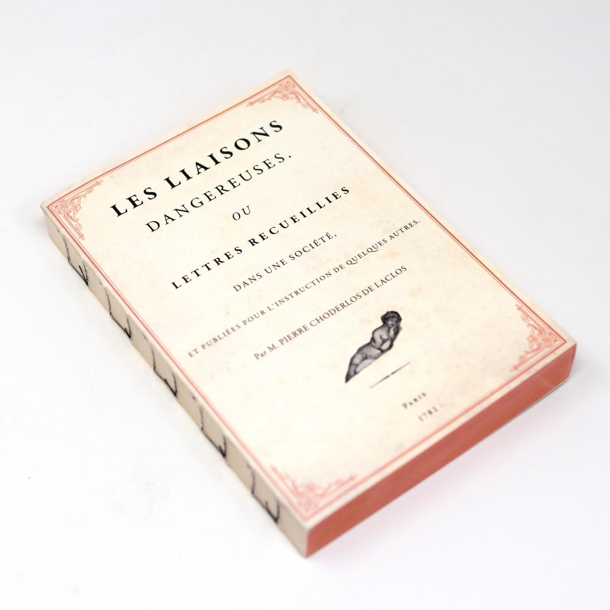 Photo of Les Liaisons Dangereuse Notebook