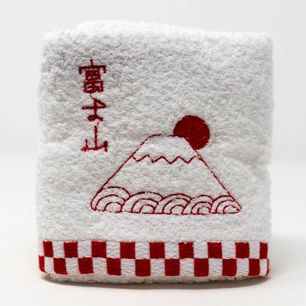 Image of Mount Fuji Hand Towel