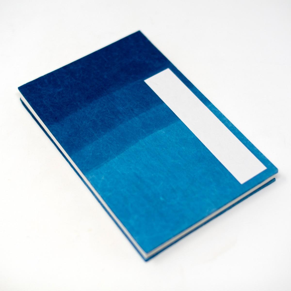 Photo of Large Danzome Indigo Notebook