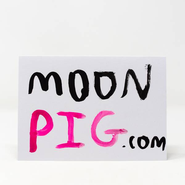 Image of Moonpig.com Greeting Card