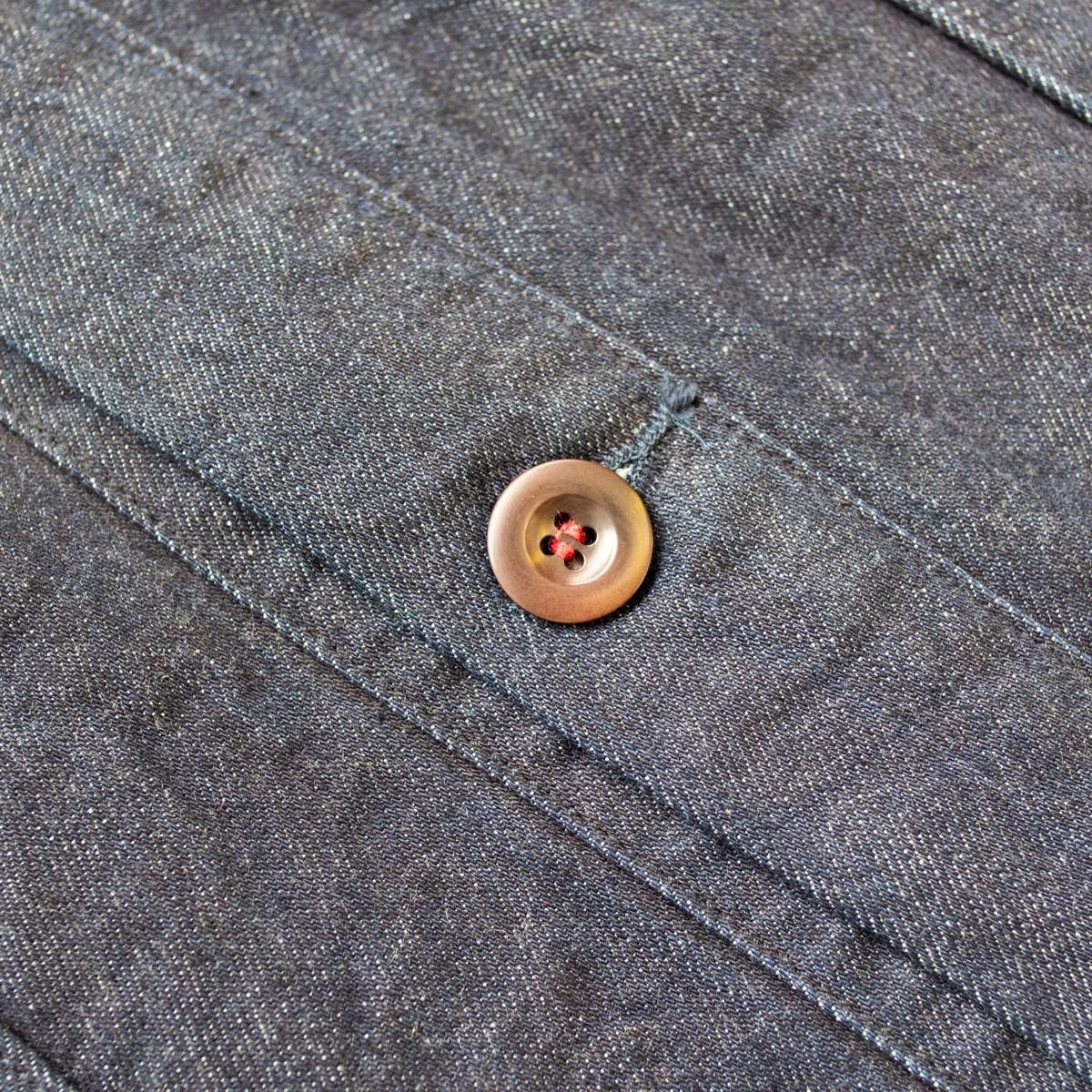 Photo of Japanese Selvedge Denim Workwear Jacket