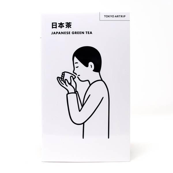 Image of Tokyo Artrip Guide: Japanese Green Tea