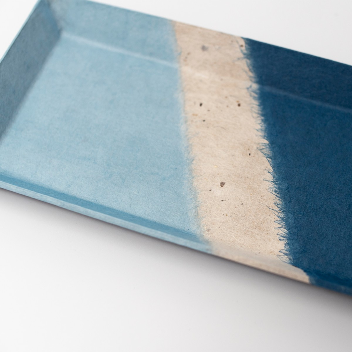 Photo of Japanese Indigo Washi Tray