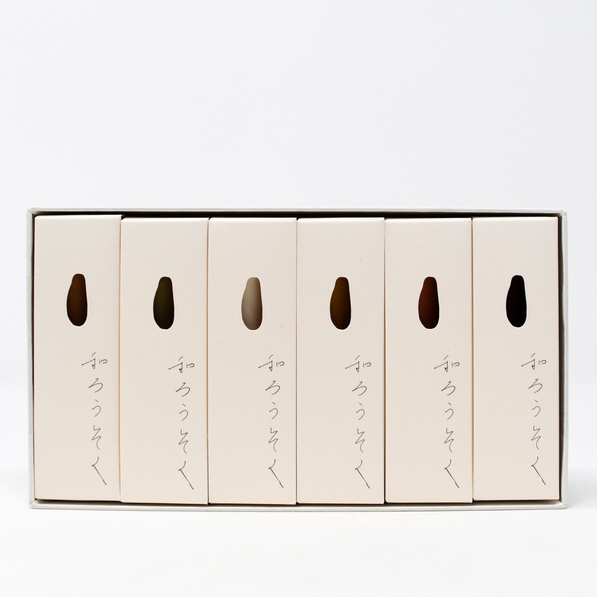 Photo of Winter Japanese Candle Set