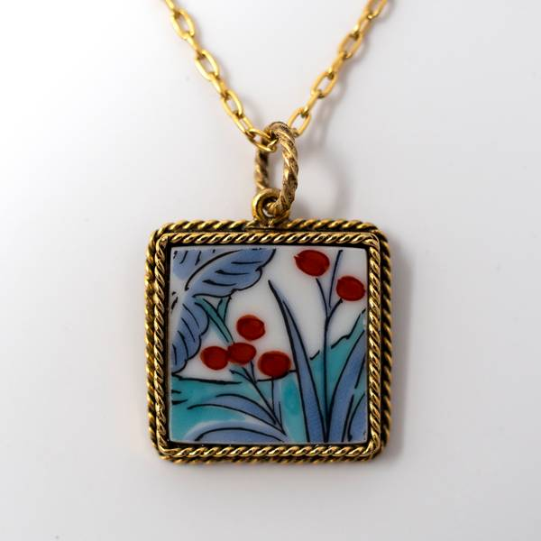 Image of Mizuumi Gold Aki Necklace