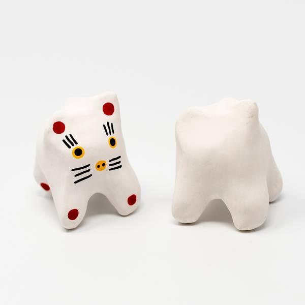 Image of Cat Hariko Ornament Kit