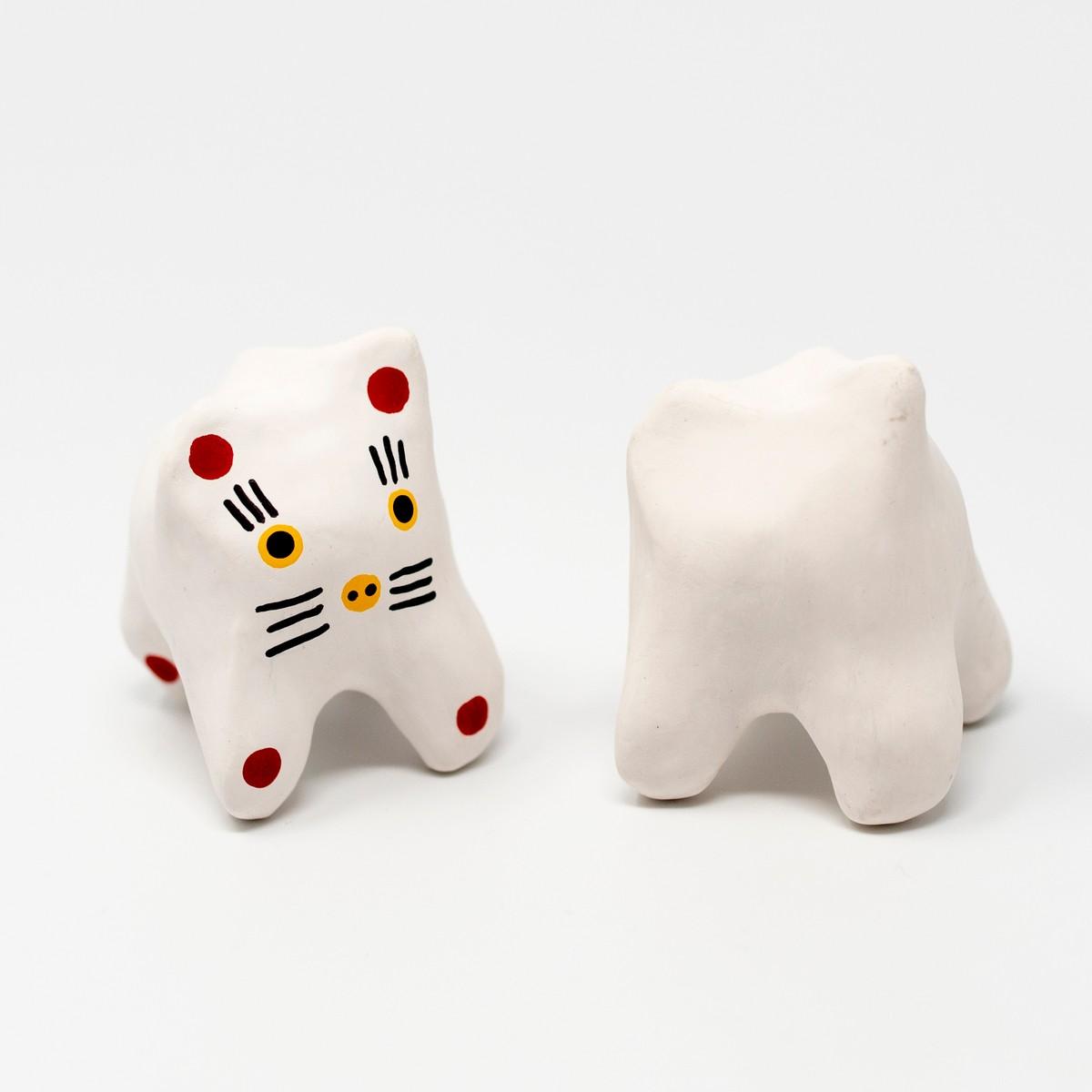 Photo of Cat Hariko Ornament Kit