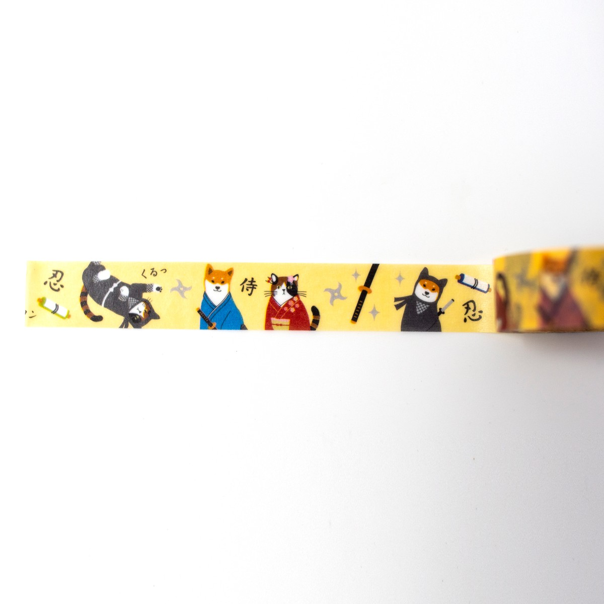 Photo of Ninja Washi Tape