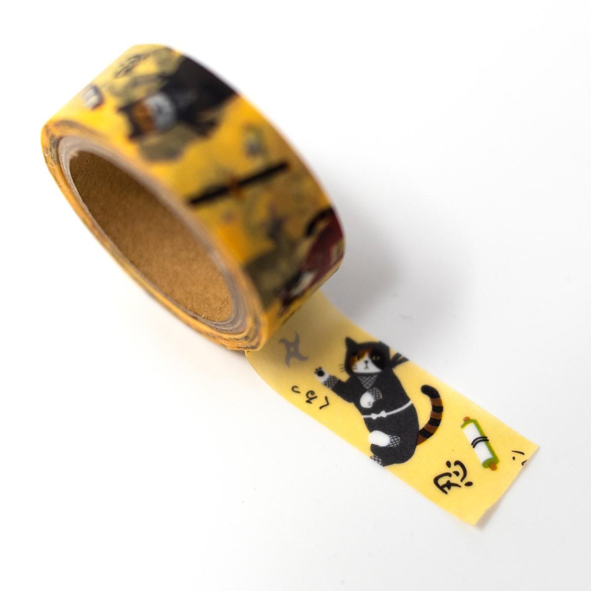 Photo of Ninja Washi Tape