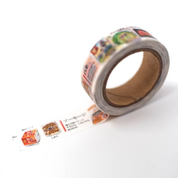Image of Konbini Washi Tape