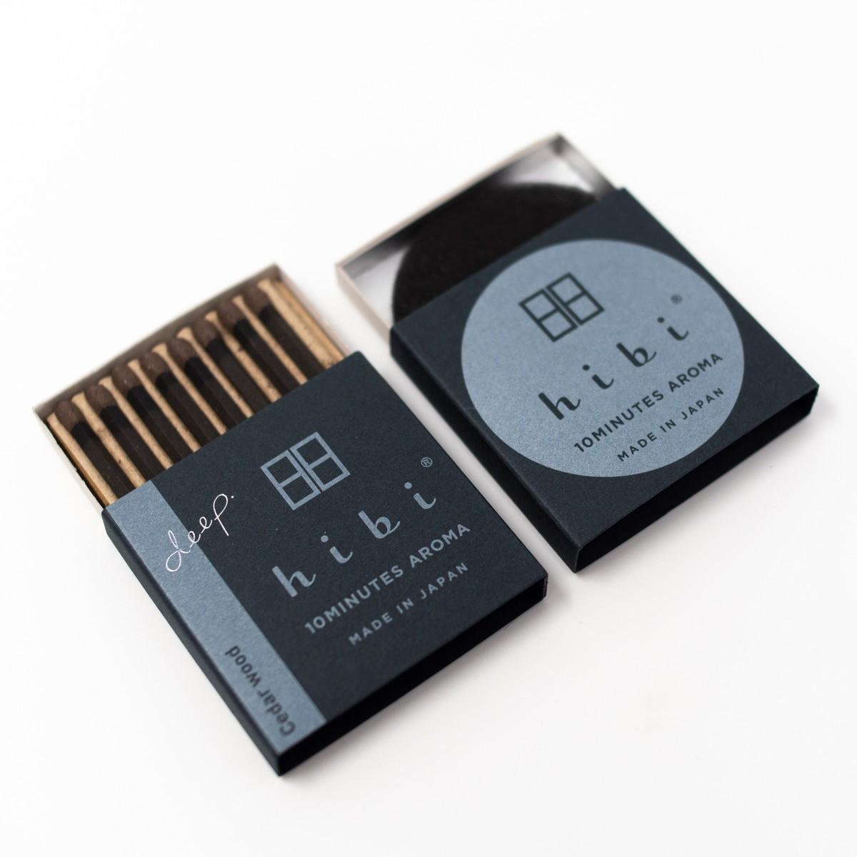 Photo of Hibi Incense Sticks: Cedar Wood
