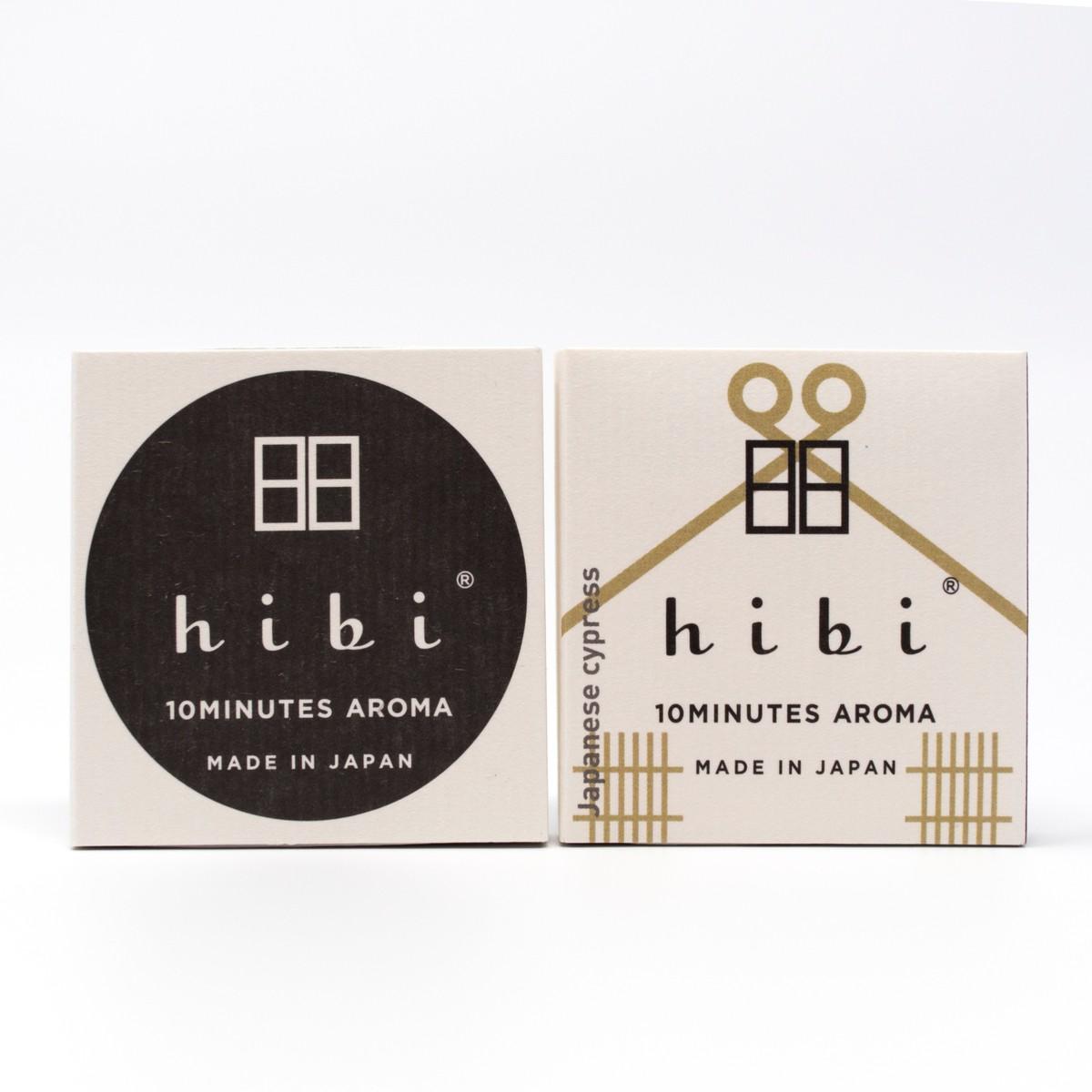 Photo of Hibi Incense Sticks: Japanese Cypress