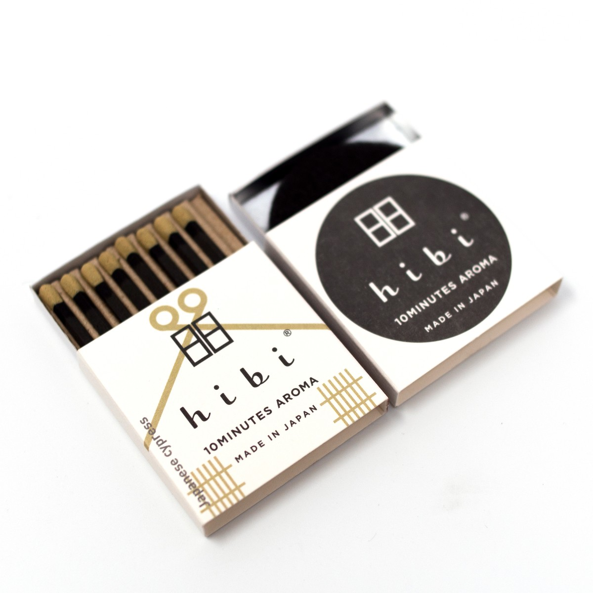 Photo of Hibi Incense Sticks: Japanese Cypress