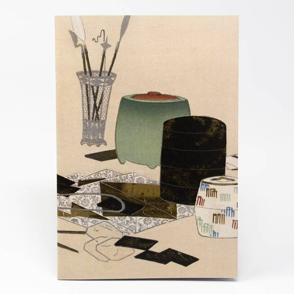 Image of Home Comforts Illustrated Notebook