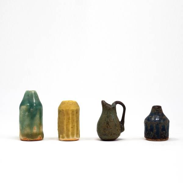Image of Miniature Vase Collection: Nekonoshippo