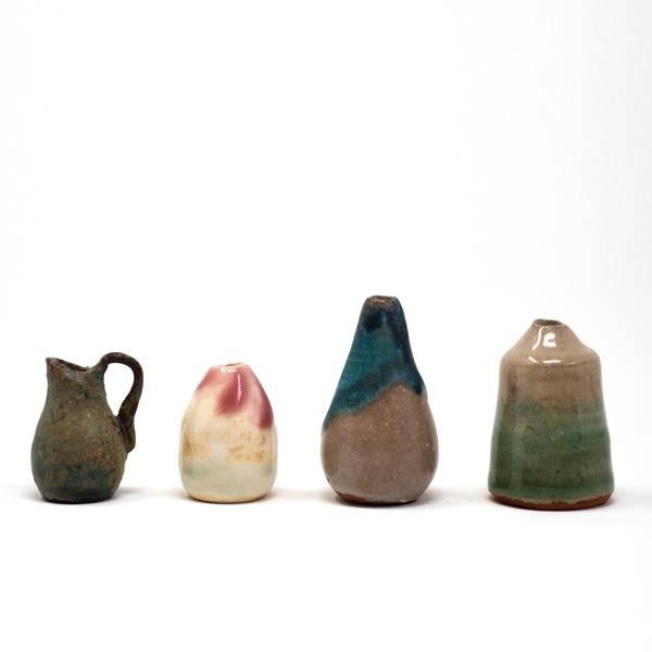 Image of Miniature Vase Collection: Shizuku