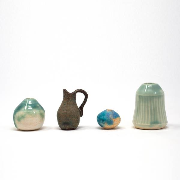 Image of Miniature Vase Collection: Wakaba