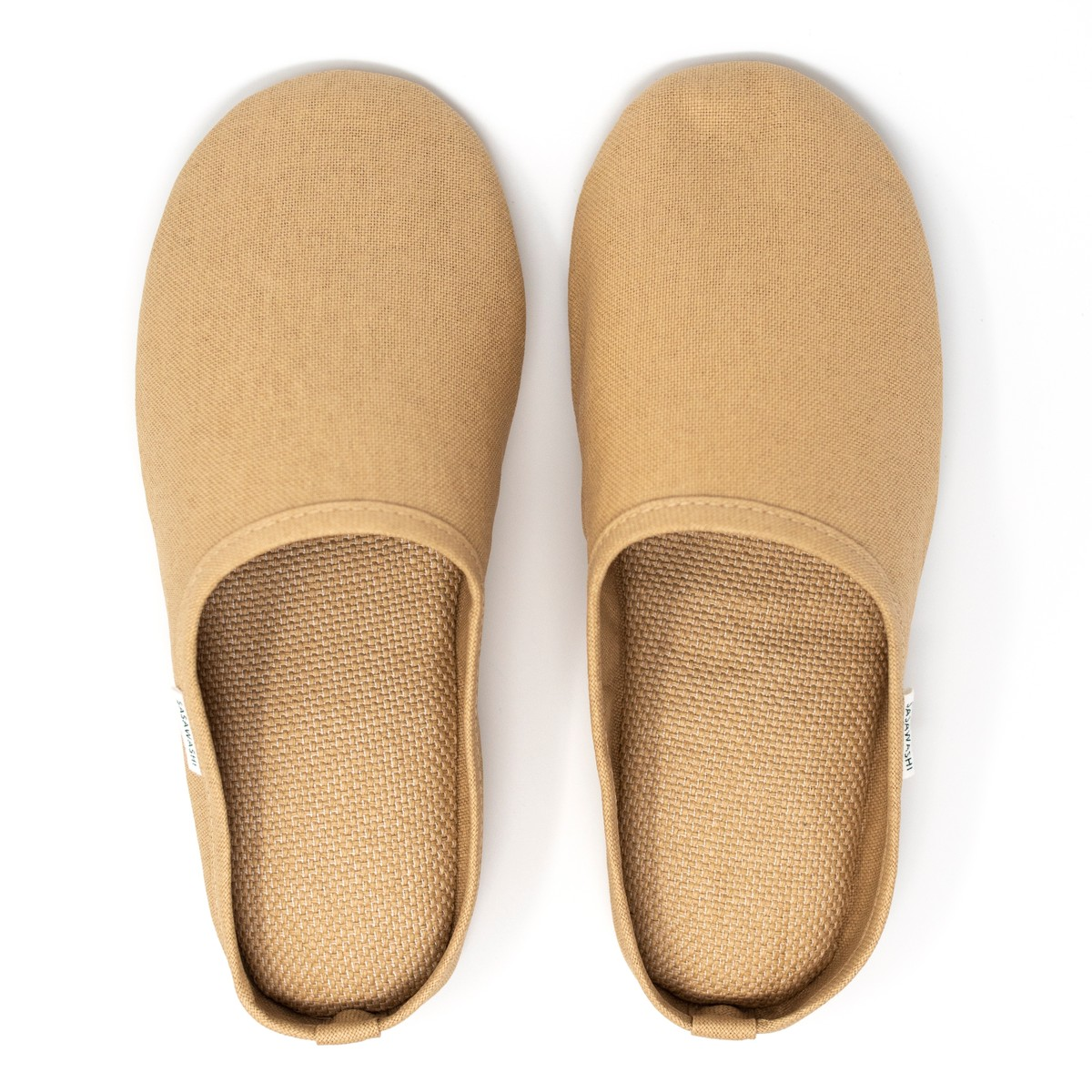 Photo of Washi Room Shoes Camel Extra Large