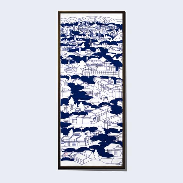 Image of Kiyomizu Temple Tenugui