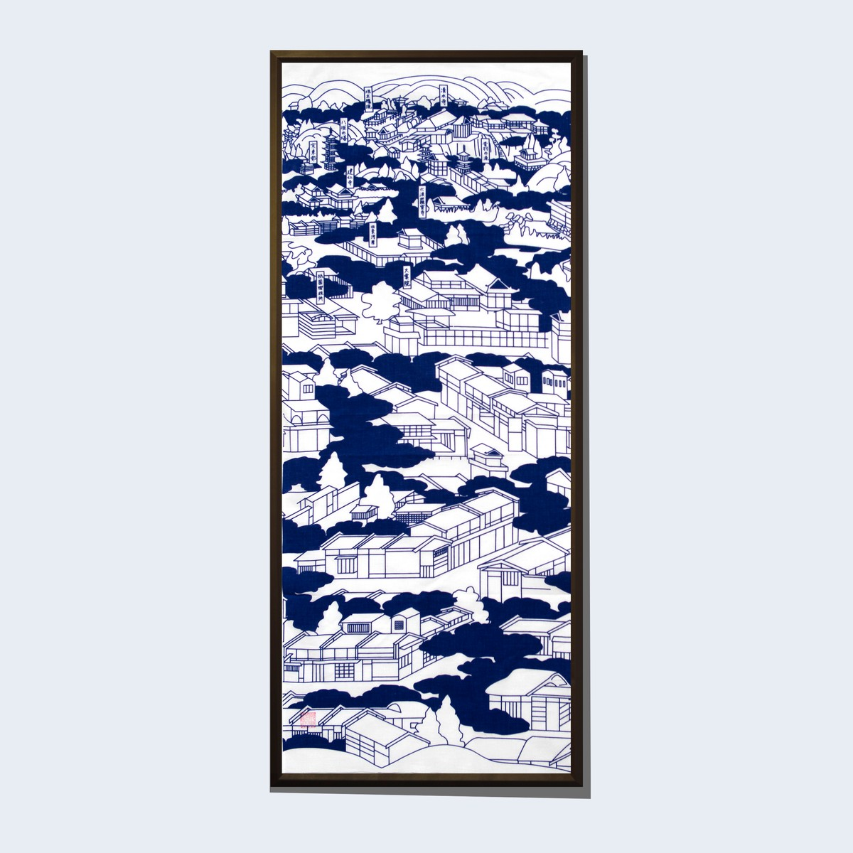 Photo of Kiyomizu Temple Tenugui