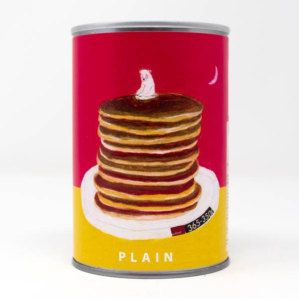 Image of Bread in a Can: Pancake Bear
