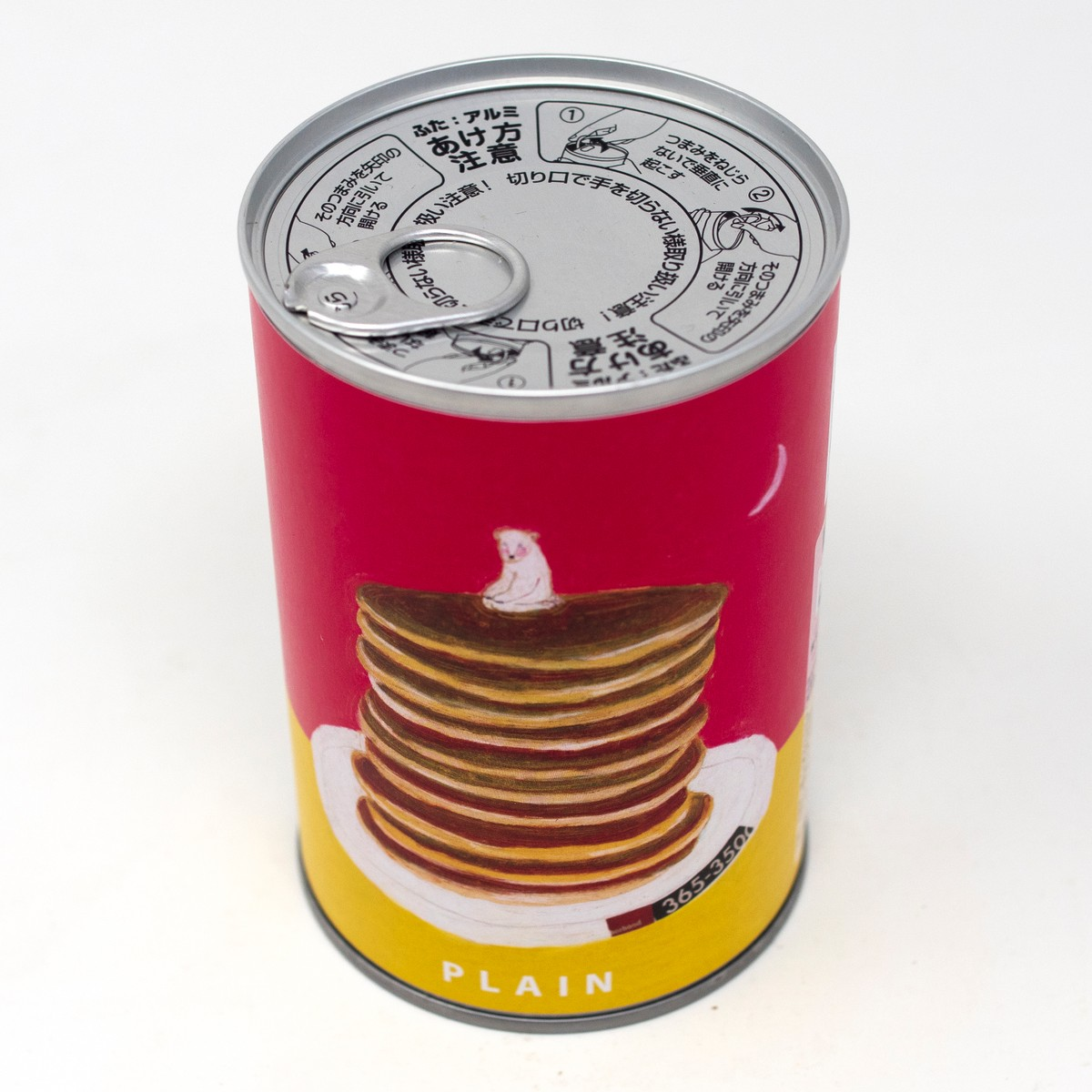 Photo of Bread in a Can: Pancake Bear