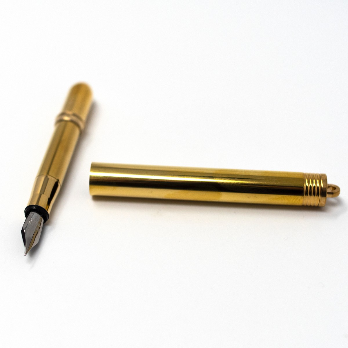 Photo of Brass Fountain Pen