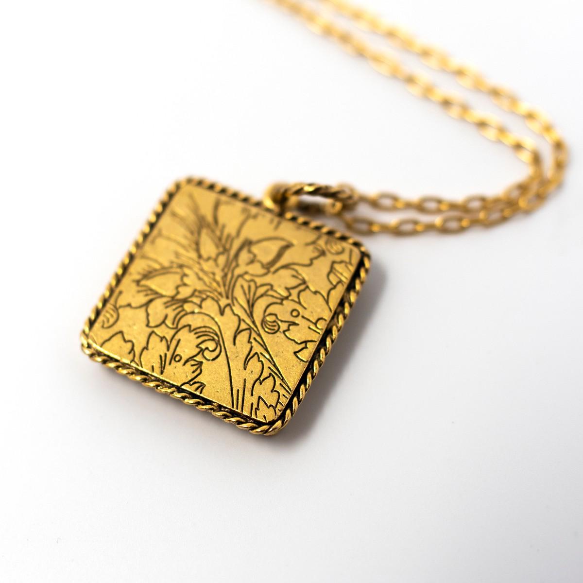 Photo of Mizuumi Gold Aki Necklace