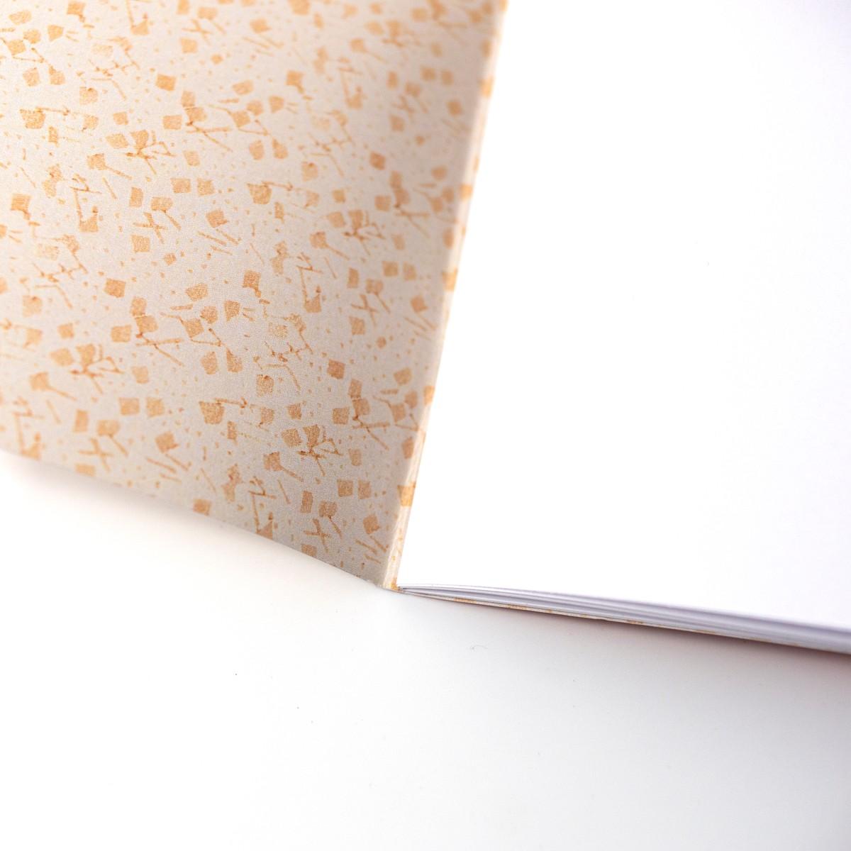 Photo of Kimono Illustrated Notebook