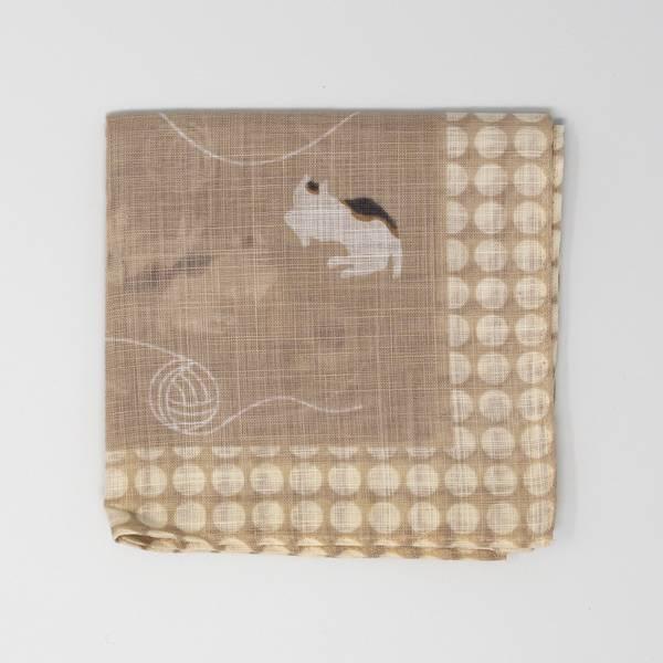 Image of Cat Handkerchief