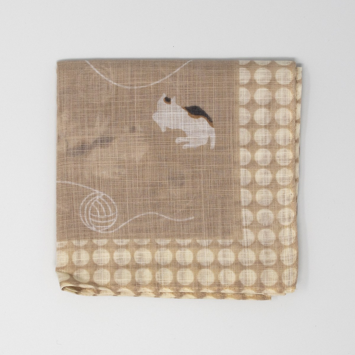 Photo of Cat Handkerchief